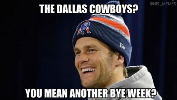 brady cowboys counting down the 10 best memes making fun of the dallas cowboys