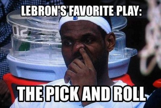 Fun Funny Meme: The 10 Most Hilarious Memes Making Fun Of LeBron James
