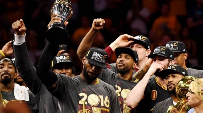 5516bca26b5d Ranking The Past 10 NBA Finals (2007-2016) From Worst To Best – New Arena