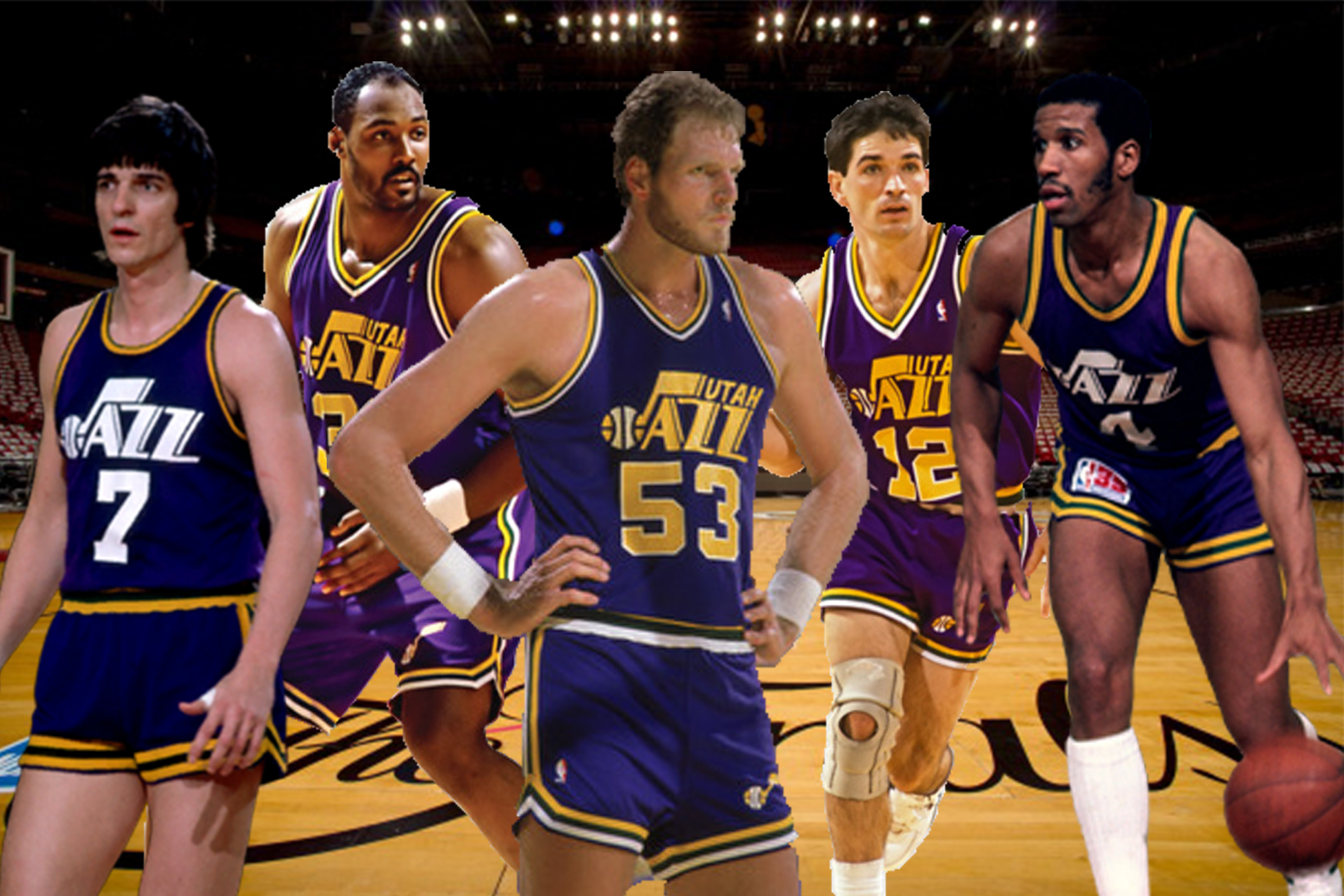 RANKED Every NBA Franchise s All Time Starting 5 – Page 11 – New