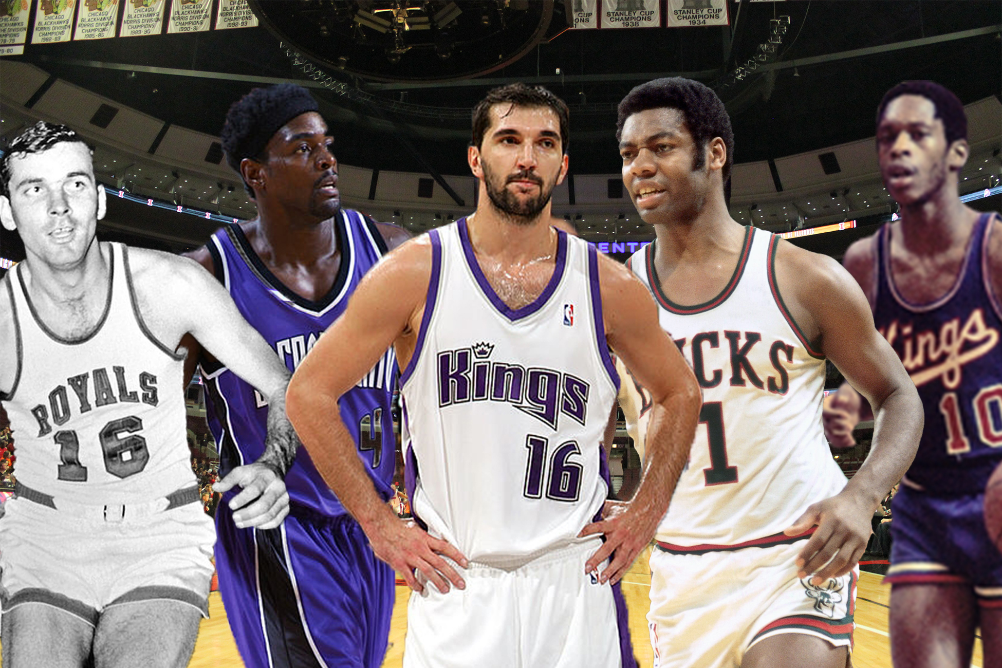 RANKED The Best Possible Starting 5 For Every NBA Franchise
