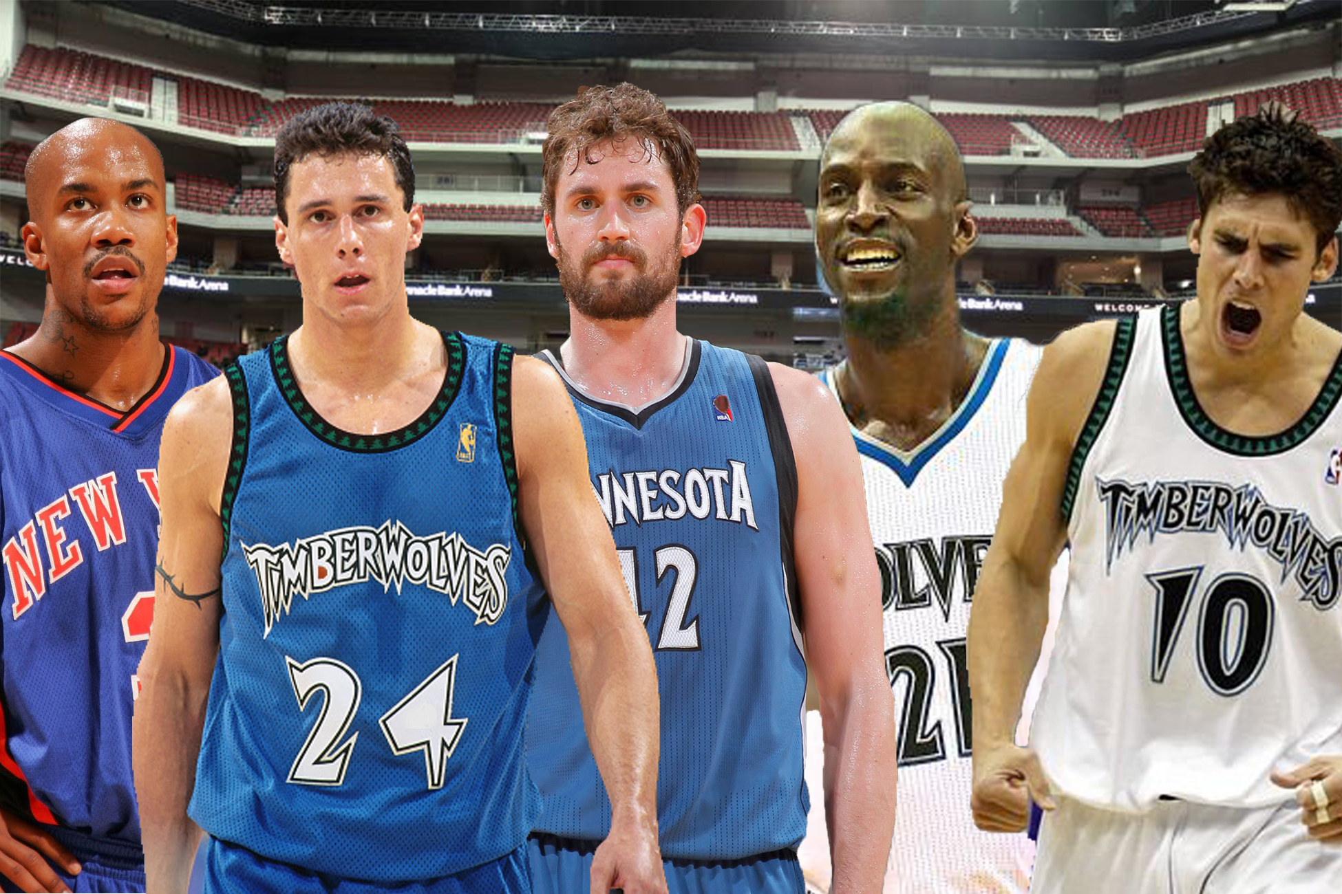 RANKED Every NBA Franchise s All Time Starting 5 – Page 14 – New