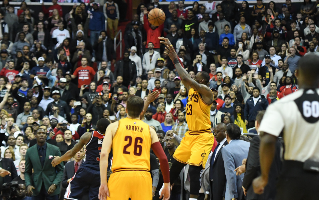 Cavaliers Narrowly Defeat Wizards in Epic Overtime ...