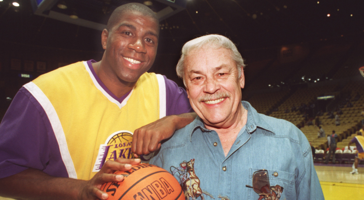 Image result for jerry buss