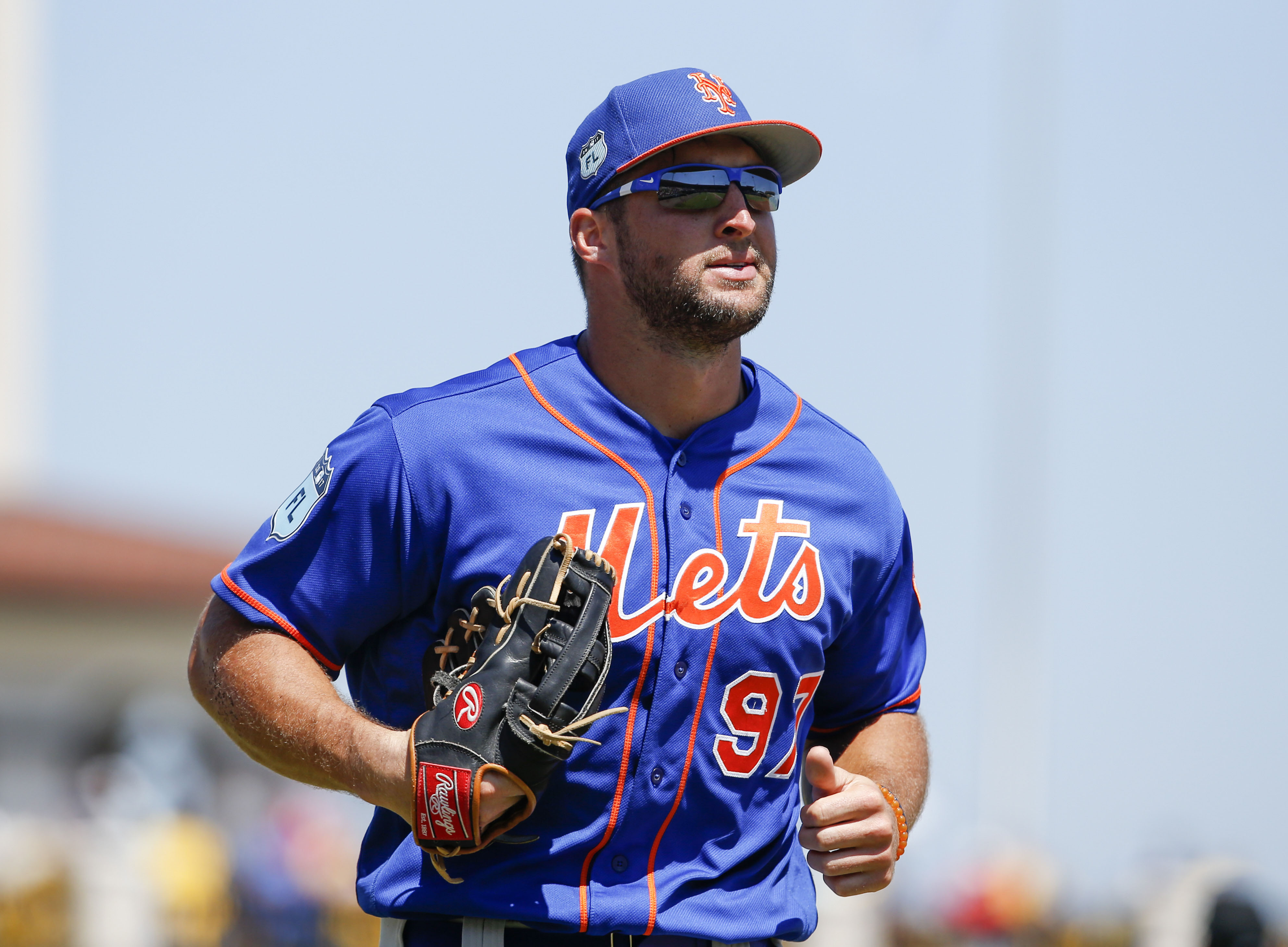 VIDEO: Tim Tebow Crushes Opposite-Field Home Run During ...