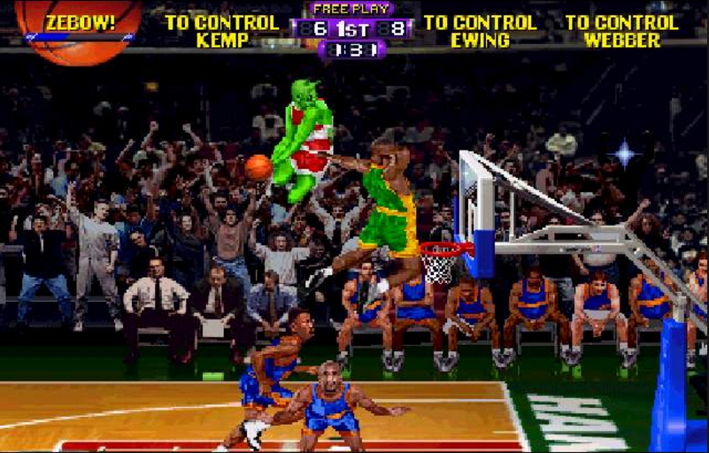 Ranked The 25 Greatest Sports Video Games Of All Time