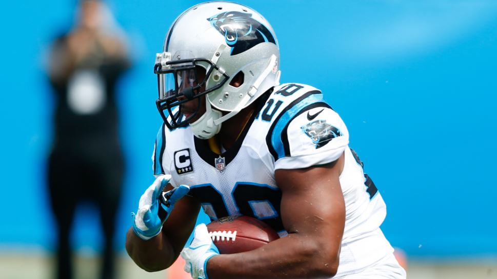 038116b1e I m left wondering how good a consistently healthy Jonathan Stewart could  have really been. He s missed so many games to injury