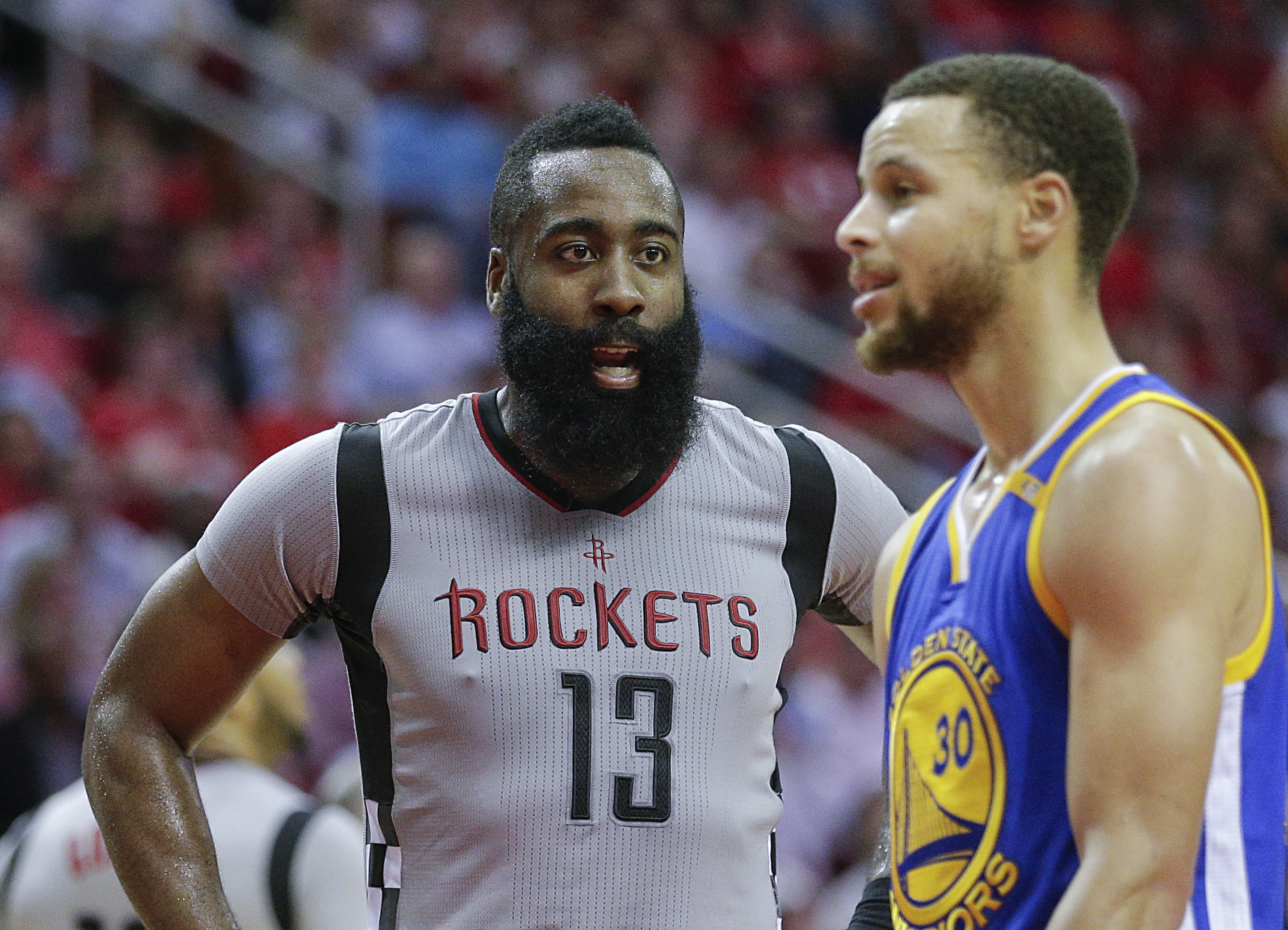 8120e430d03 The Houston Rockets led the NBA last season with 65 wins. Houston was also  one game away from reaching the NBA Finals — whilst in the process usurping  the ...