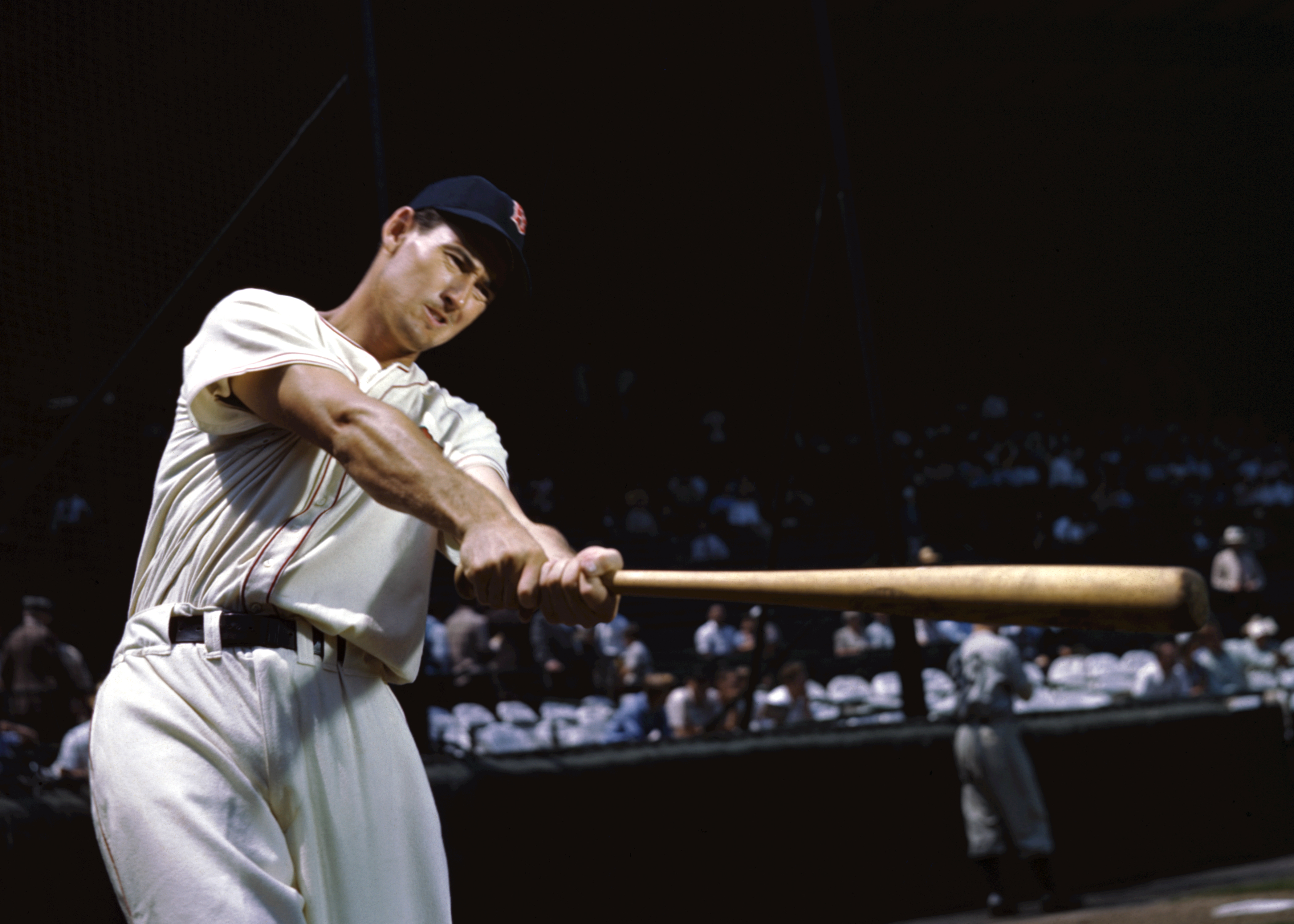 28. Ted Williams