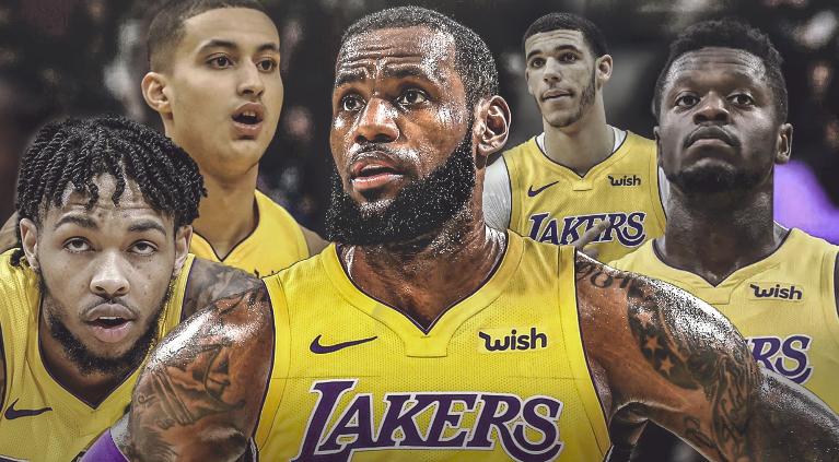 2018–19 Los Angeles Lakers season