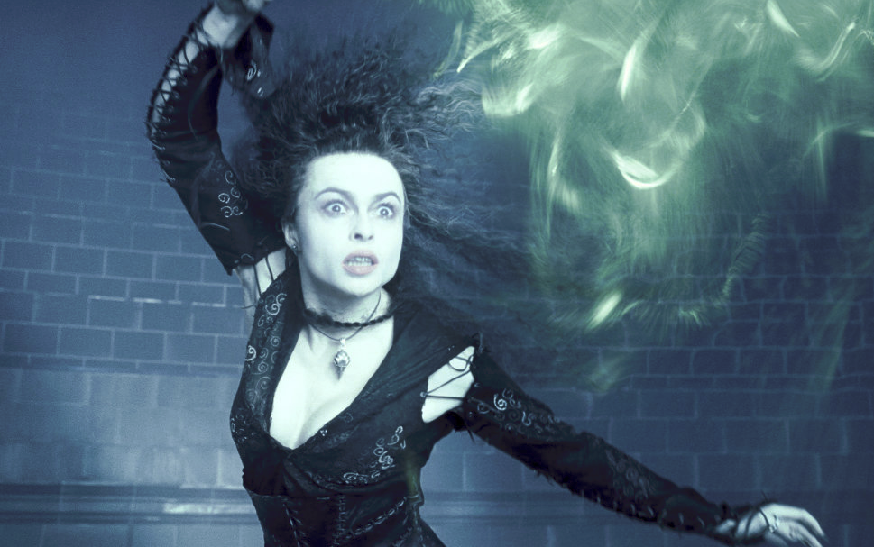 A Death Eater Herself Bellatrix Lestrange Had No Other Purpose Than To Kill Harry Potter Her Taunting Of His Friends Was Legendary