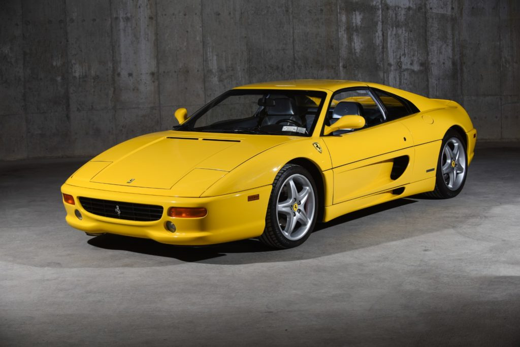 RANKED The 25 Most Beautiful Ferraris Ever Made \u2013 New Arena