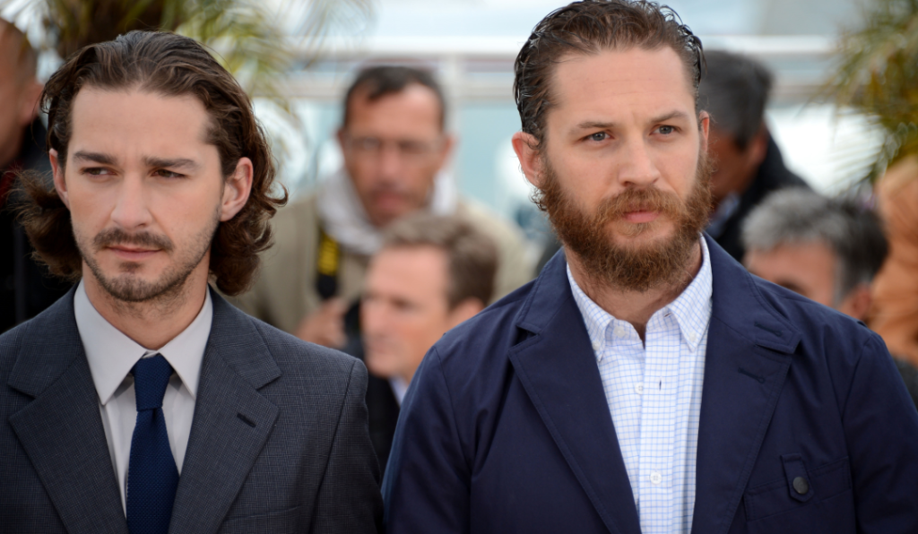 Shia LaBeouf vs. Tom Hardy