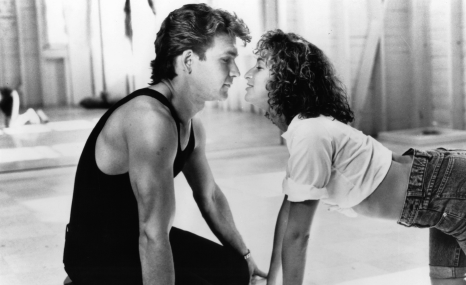 Jennifer Grey vs. Patrick Swayze