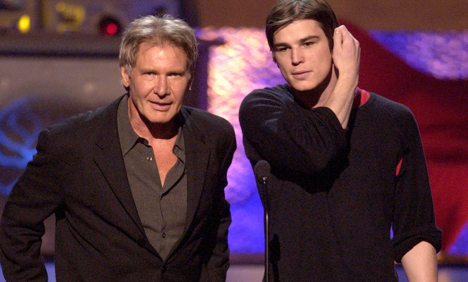 Harrison Ford vs. Josh Hartnett
