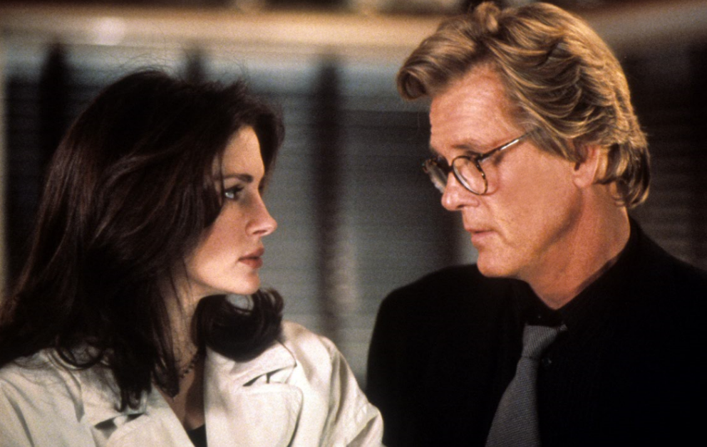 Nick Nolte vs. Julia Roberts