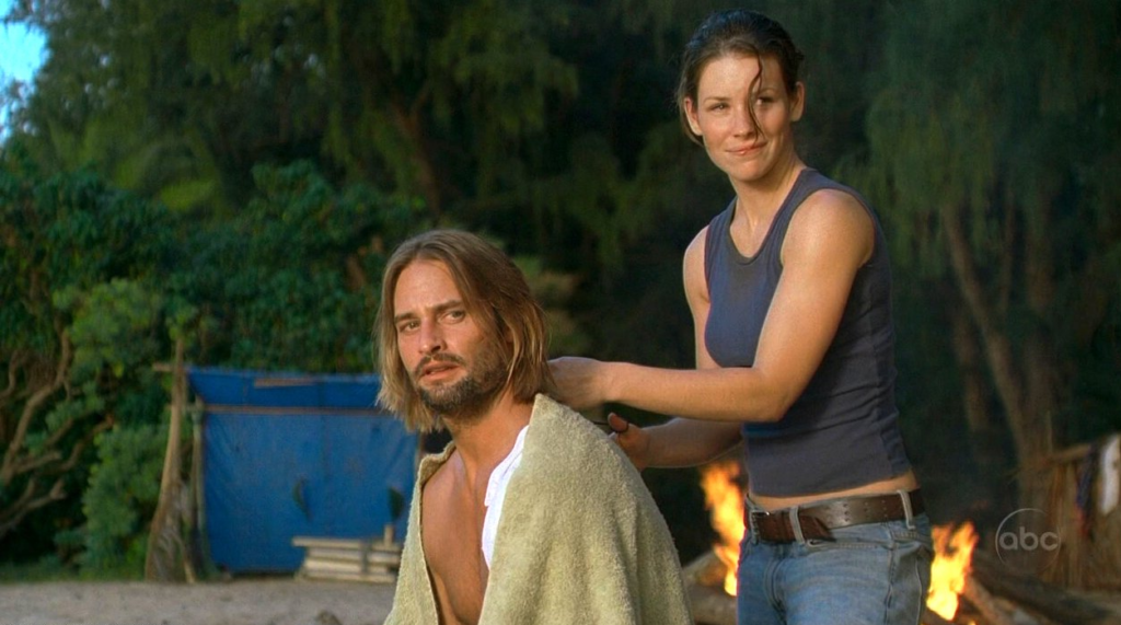 Sawyer and….Shannon?