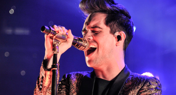 13. Brendon Urie – Panic! at the Disco