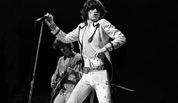 14. Mick Jagger – The Rolling Stones