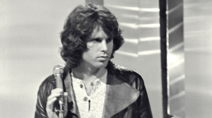 21. Jim Morrison – The Doors