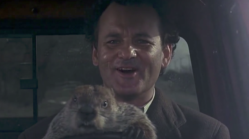 25. Groundhog Day (1993)