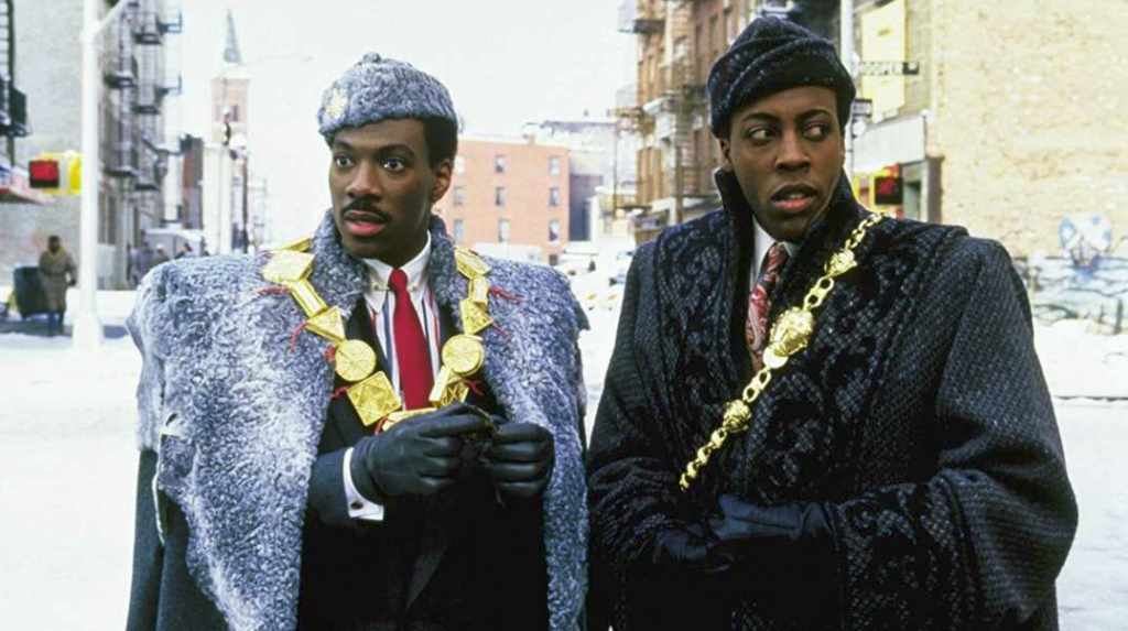 24. Coming to America (1988)