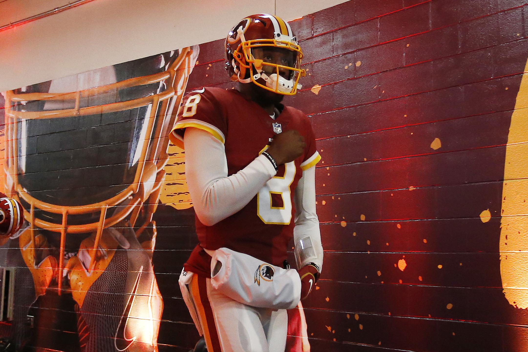 65e4dae8f Ranking All 32 NFL Starting Quarterbacks From Worst To Best. 32. Josh  Johnson – Washington Redskins