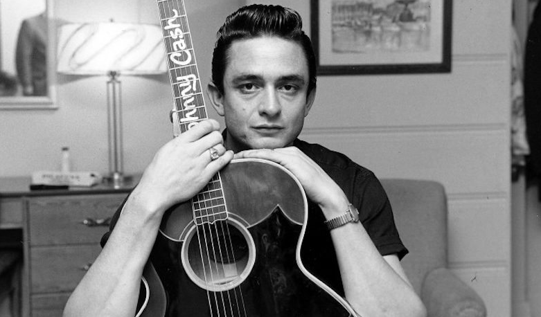 14. Johnny Cash