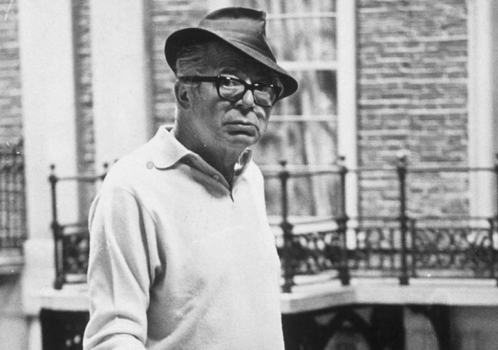 15. Billy Wilder