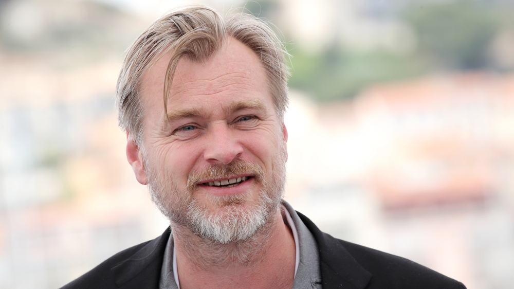 27. Christopher Nolan