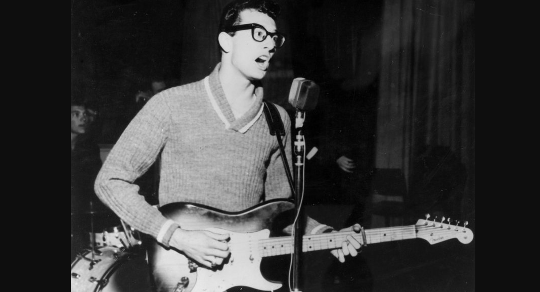 19. Buddy Holly
