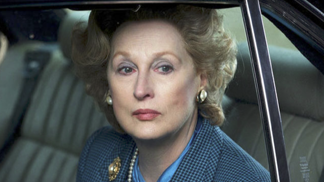 19. The Iron Lady (2011)