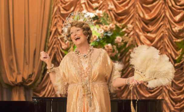 13. Florence Foster Jenkins (2016)