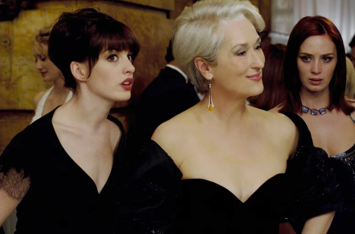 6. The Devil Wears Prada (2006)