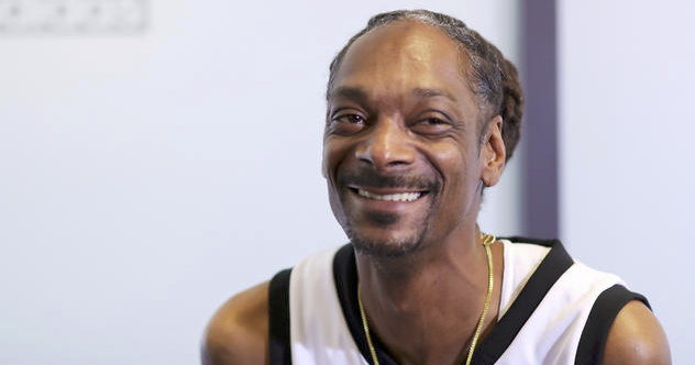 13. Snoop Dogg