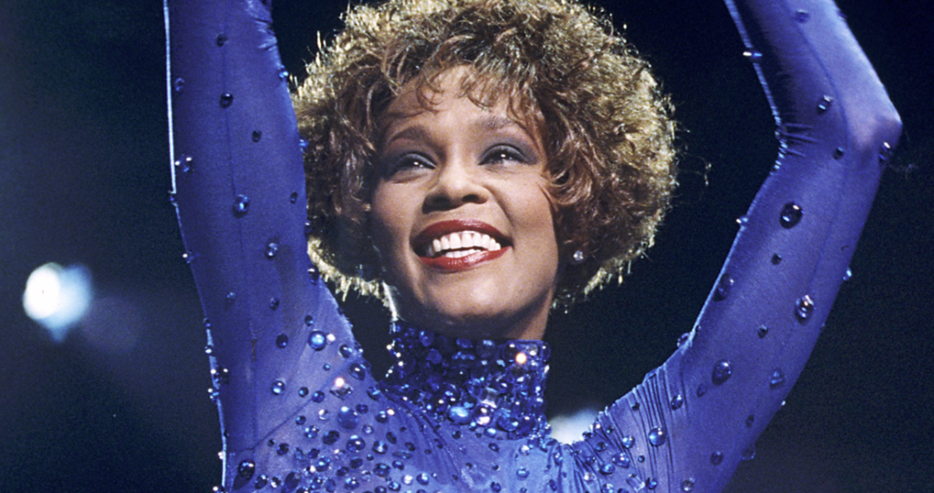 16. Whitney Houston