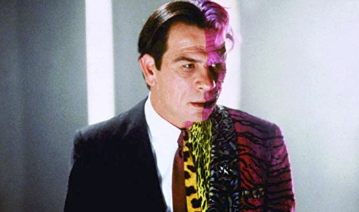 25. Tommy Lee Jones (Batman Forever)