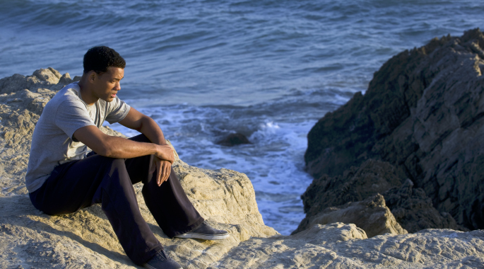 12. Will Smith (Seven Pounds)