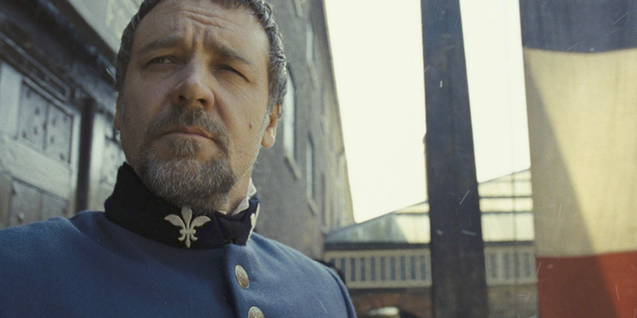 11. Russell Crowe (Les Miserables)