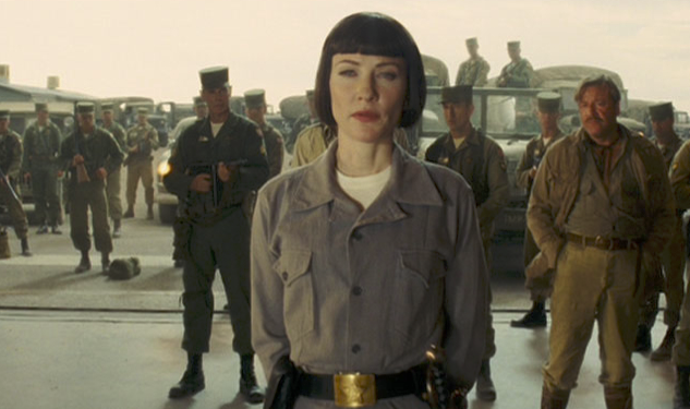 3. Cate Blanchett (Indiana Jones and the Kingdom of the Crystal Skull)