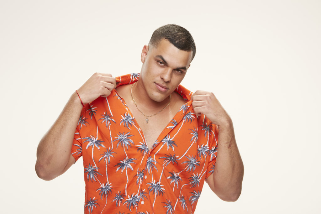 Josh Martinez — Big Brother 19