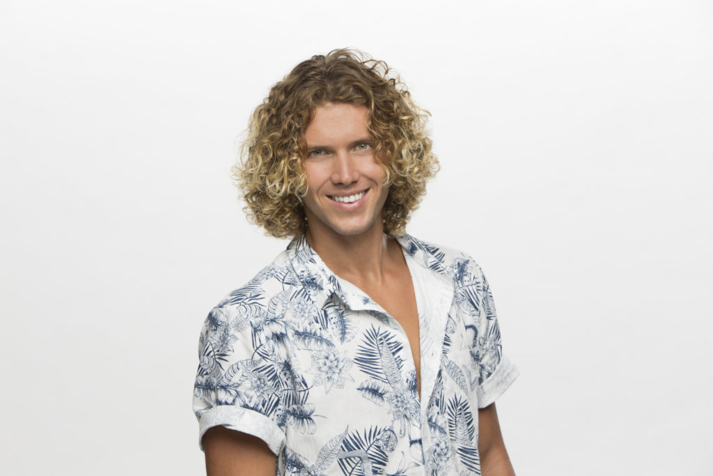 Tyler Crispen — Big Brother 20