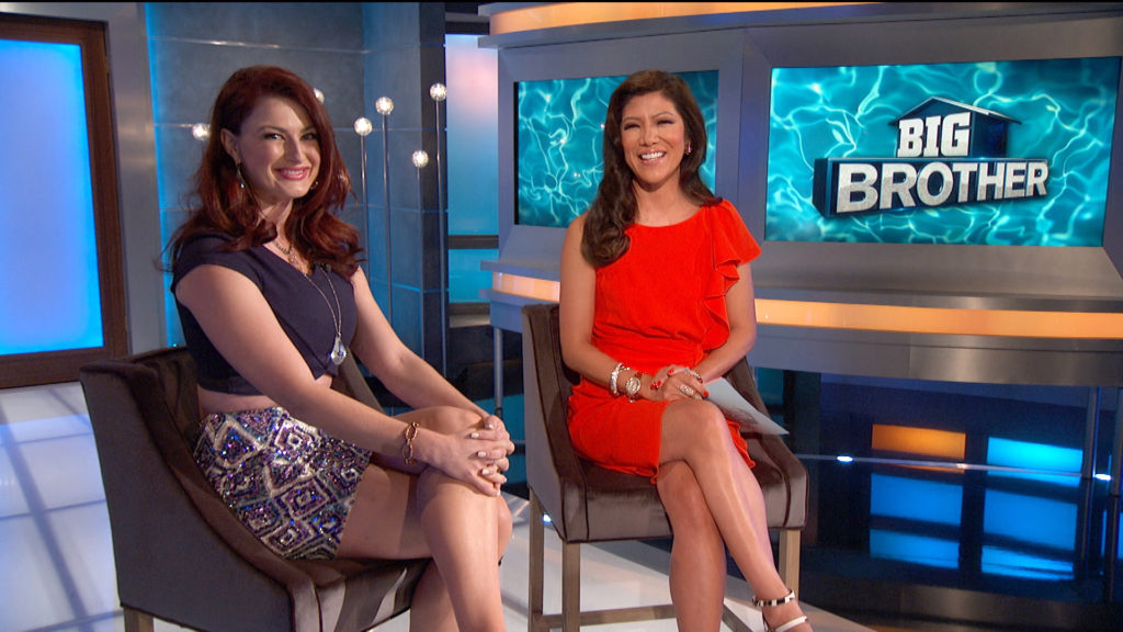 Rachel Reilly — Big Brother 12 & 13