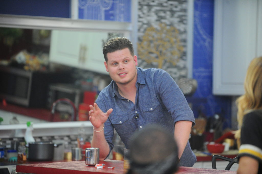 Derrick Levasseur — Big Brother 16