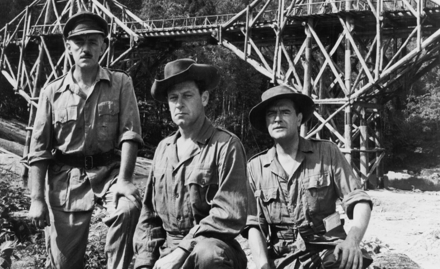 7. Bridge on the River Kwai