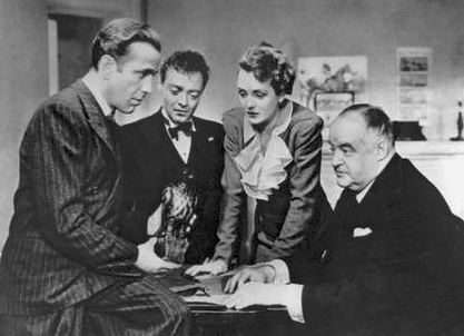 22. The Maltese Falcon