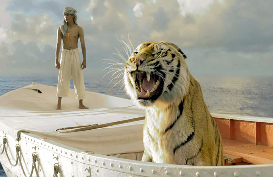 18. The Life of Pi