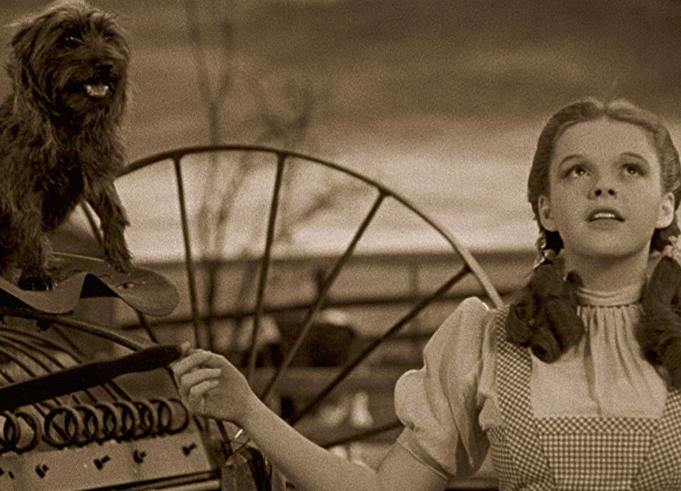 3. The Wizard of Oz