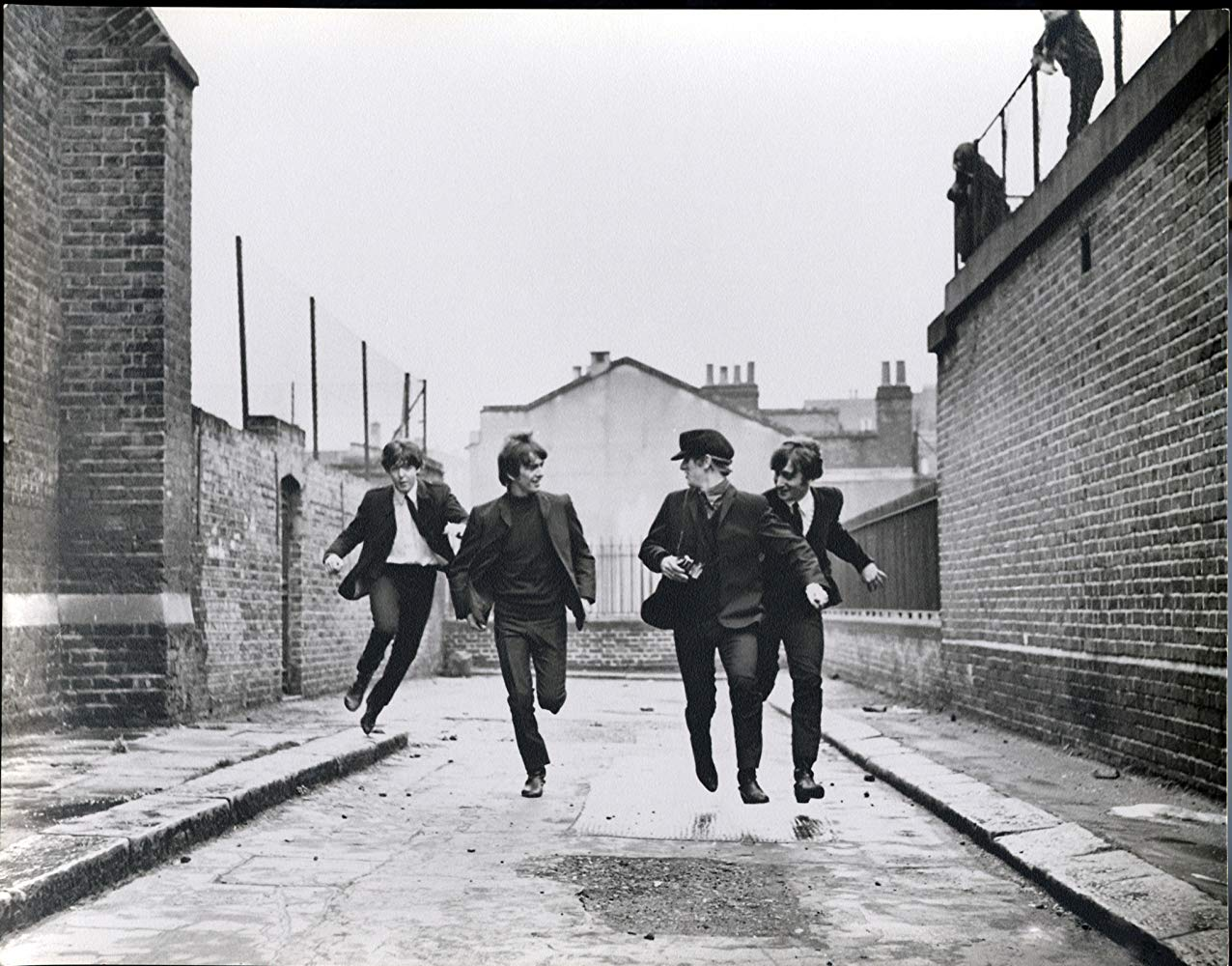 18. A Hard Day's Night (1964)