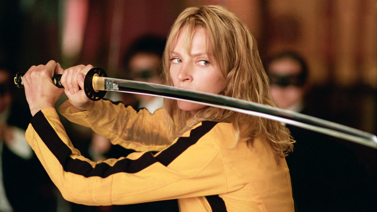 21. Kill Bill Vol. 1 & 2 (2003-2004)